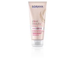 Ideal Beauty Body Make Up obarvan losjon za telo