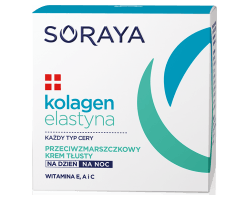 Collagen & Elastin bogata krema