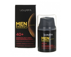 Men Energy Anti-Wrinkle Energizing krema za moške 40+