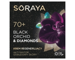 Black Orchid & Diamonds dnevno-nočna krema 70+