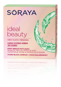 Ideal Beauty Hydro vlažilna krema za optimalno vlaženje